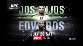 Watch Fight Night 156: dos Anjos vs Edwards