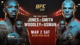 Watch UFC 235: Jones vs. Smith
