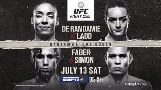 Watch UFC Fight Night 155: De Randamie vs Ladd