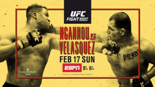 Watch UFC Fight Night Phoenix: Ngannou vs Velasquez