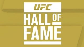 Watch UFC Hall of Fame 2019