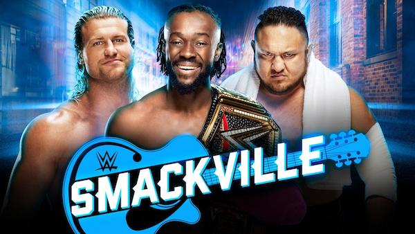 Watch WWE SmackVille 2019 7/27/19