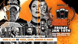 Watch Impact Wrestling: Bash at the Brewery 2 1/10/2020 Full Show Videos