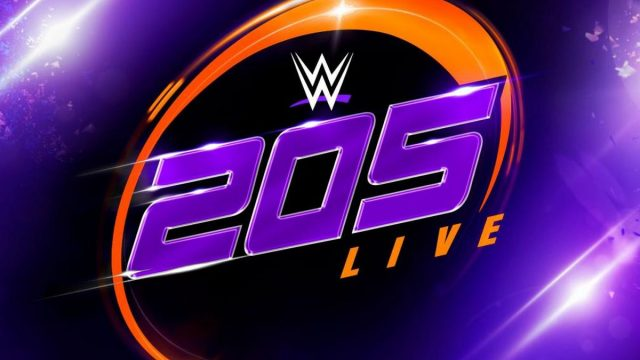 Watch WWE 205 Live 2/21/20