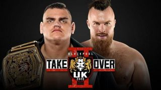Watch WWE NxT UK Takeover: Blackpool II 2020 1/12/20