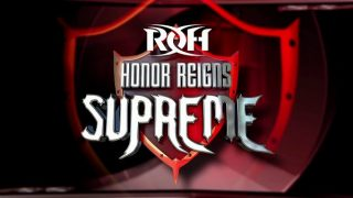 Watch ROH Honor Reigns Supreme 1/12/20 – 12th January 2020