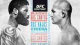 UFC Fight Night: Blaydes vs. dos Santos 1/25/20