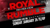 WWE Royal Rumble 2020 PPV 1/26/20