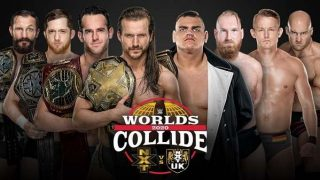 WWE Worlds Collide 2020 : NxT vs NxT UK 1/25/20