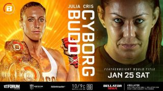 Bellator 238 Budd vs. Cyborg Full Fight Replay