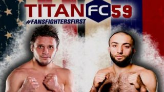 Watch Titan FC 59: Graves vs. Villefort 2/28/20