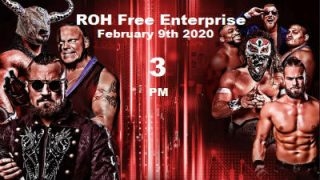 Watch ROH Wrestling 2/9/2020