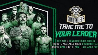 OTT Contenders 17 Take Me To Your Leader 2/1/2020