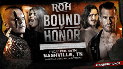 Watch ROH Bound By Honor 2/28/20