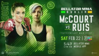 Watch Bellator ES 7 McCourt vs Ruis