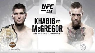 Watch UFC 229: Khabib Vs. McGregor