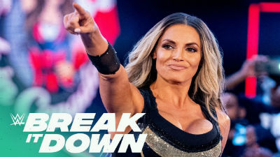 Watch WWE Break It Down S01 E02 Trish Stratus
