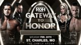 Watch ROH Gateway to Honor 2/29/20
