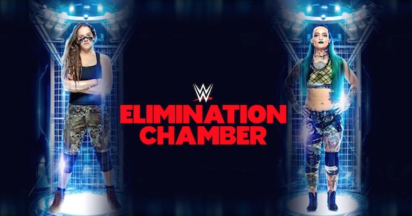 Watch WWE Elimination Chamber 2020 PPV 3/8/20
