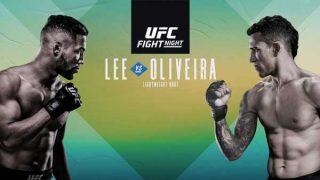 Watch UFC Fight Night 170 : Lee vs. Oliveira 3/14/20