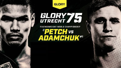 Watch GLORY 75 UTRECHT Kick Boxing 2/29/20
