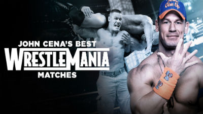 WWE John Cenas Best WrestleMania Matches 2020