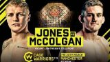 Watch Cage Warriors 113 3/20/20