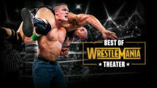 Best Of WWE E12 Best of WrestleMania Theater