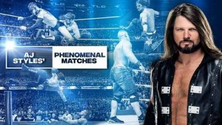WWE The Best Of AJ Styles Most Phenomenal Matches