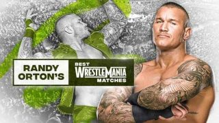 WWE Randy Ortons Best Wrestlemania Matches