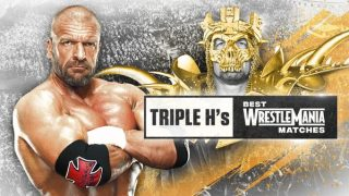 WWE Triple H Best Wrestlemania Matches