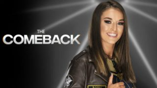 WWE The Comeback Tegan Nox