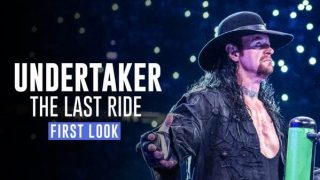 WWE Undertaker The Last Ride First Look