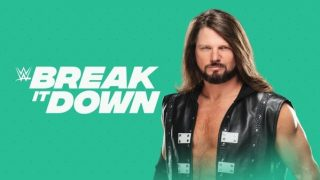 Watch WWE Break It Down E05 AJ Styles