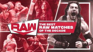 WWE The Best Raw Matches Of The Decade 2020