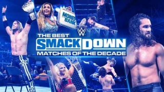WWE The Best Smackdown Matches Of The Decade 2020