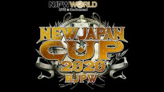 Watch NJPW New Japan Cup 2020 Day 7 7/2/20