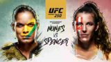 Watch UFC 250: Nunes vs Spencer 6/6/20