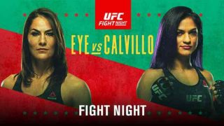 Watch UFC Fight Night Eye Vs Calvillo 6/13/20