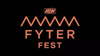 Watch AEW Fyter Fest Night 1 2020 PPV 7/1/20