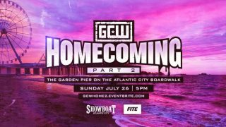 Watch GCW Homecoming Weekend Part 2 7/26/20