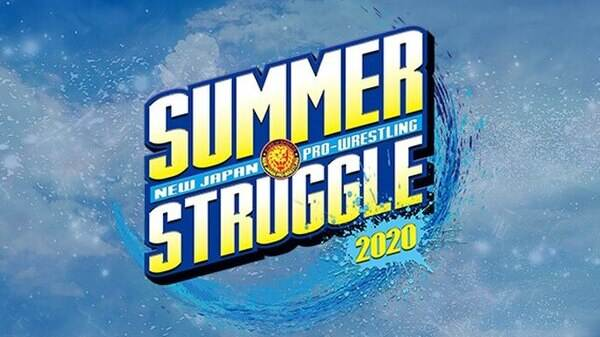 Watch NJPW Summer Struggle 2020 Day 3 7/31/20