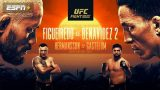 Watch UFC Fight Night: Figueiredo Vs Benavidez 2 7/18/20