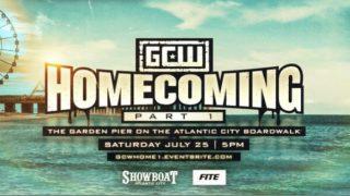 Watch GCW Homecoming Weekend Part 1 7/25/20