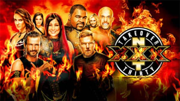 Watch WWE NxT TakeOver XXX 2020 PPV 8/22/20