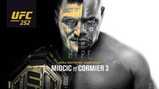 Watch UFC 252 : Miocic vs Cormier 3 8/15/20