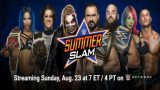 Watch WWE SummerSlam 2020 PPV 8/23/20