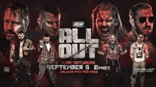 Watch AEW All Out 2020 PPV 9/5/20
