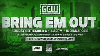 Watch GCW Bring Em Out 9/6/20