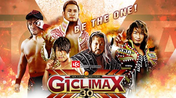 Day 16 – Watch NJPW G1 Climax 30 10/14/20